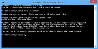 proses Cara Mudah Memperbaiki File Windows Rusak Tanpa Install Ulang