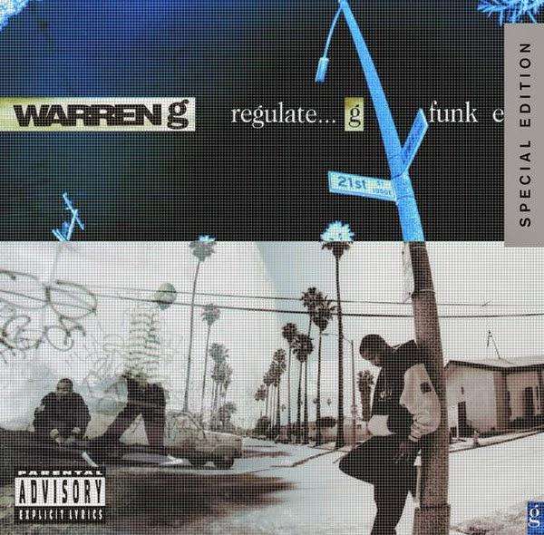 Warren G - G Funk Era - Special Edition  Cover