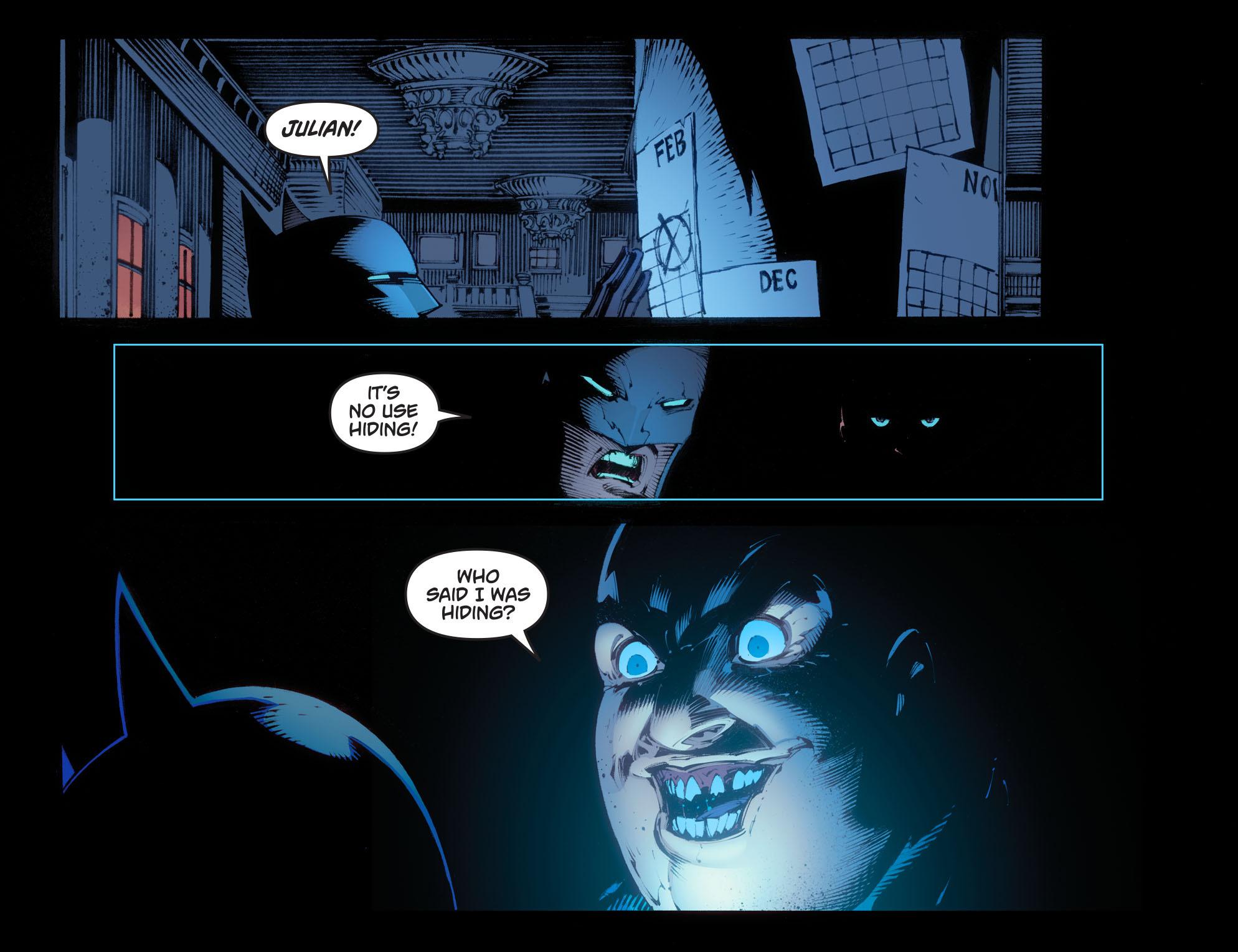 Batman: Arkham Knight [I] Issue #29 #31 - English 18