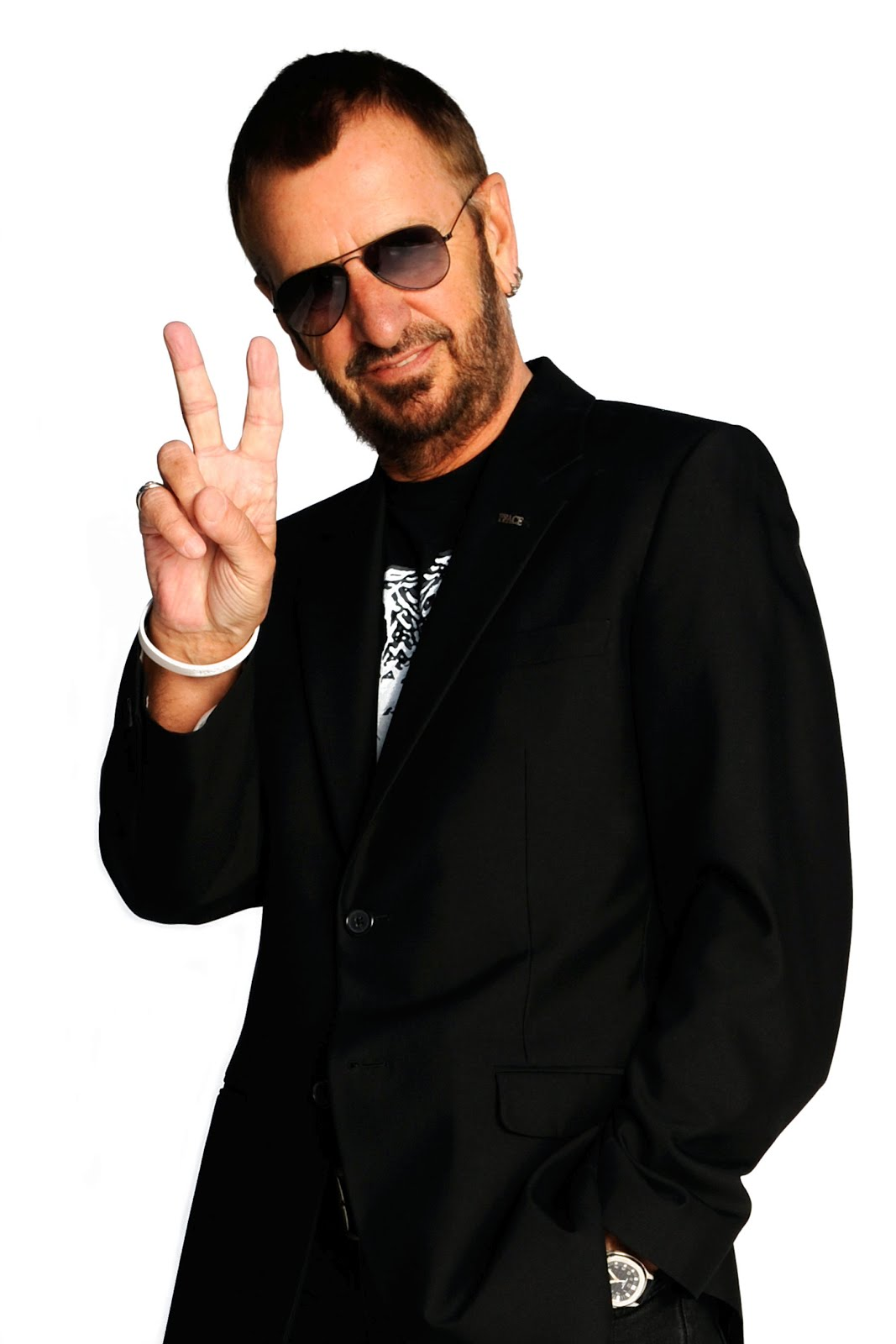 I Have Many More Images Of Ringo Starr Wearing His Patek Philippe And As Time Permits Will Publish Them In The Future If You Examine Closely Zoom