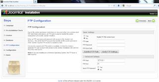 konfigurasi FTP
