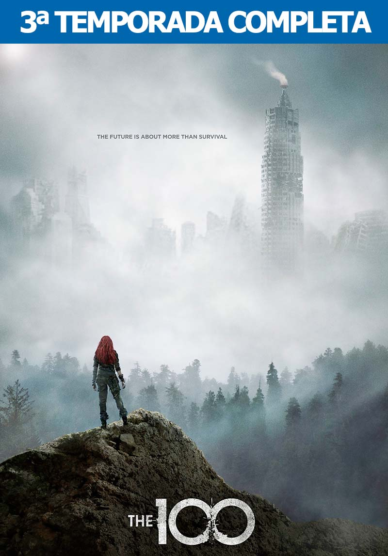 The 100 3ª Temporada Torrent - WEB-DL 720p/1080p Dual Áudio