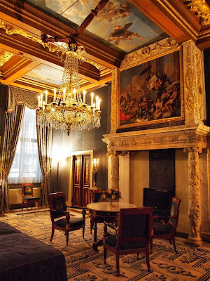 Palacio Real de Amsterdam (Koninklijk Paleis) - Sala del Tesoro