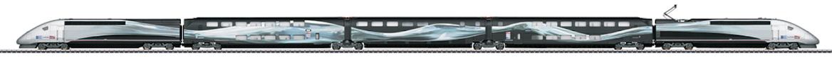 Bandeau TGV Record