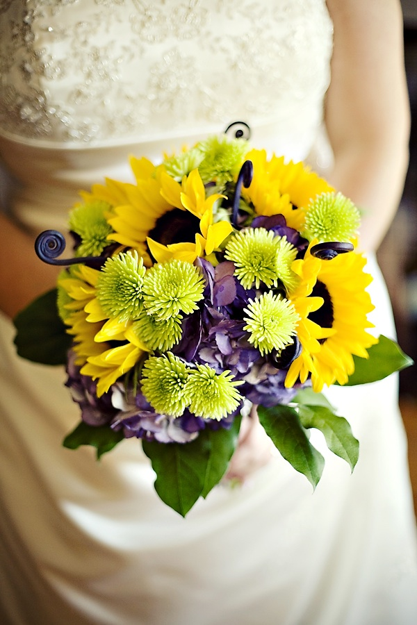 Bouquet Friday - Sunflowers II - The Embellishers - Outer Banks, NC