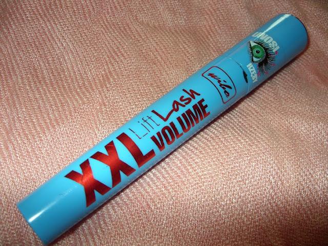 Recenzja: Lift Lash XXl Volume Mascara Wibo