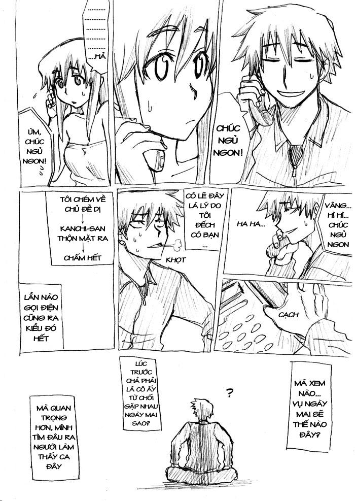 Chikan Otoko: Chapter 3