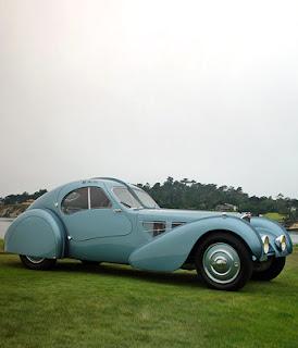 Inilah Mobil Klasik Terlangka Di Dunia