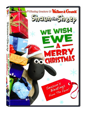 Shaun the Sheep: Wish Ewe a Merry Christmas