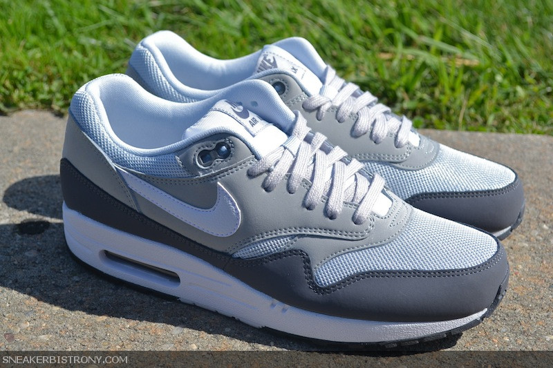 Nike Air Max 1 Essential White Grey