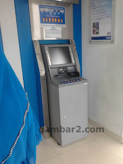 atm setoran tunai