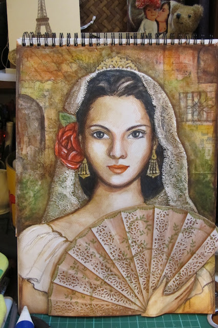 Go Back > Gallery For > Senorita Clipart