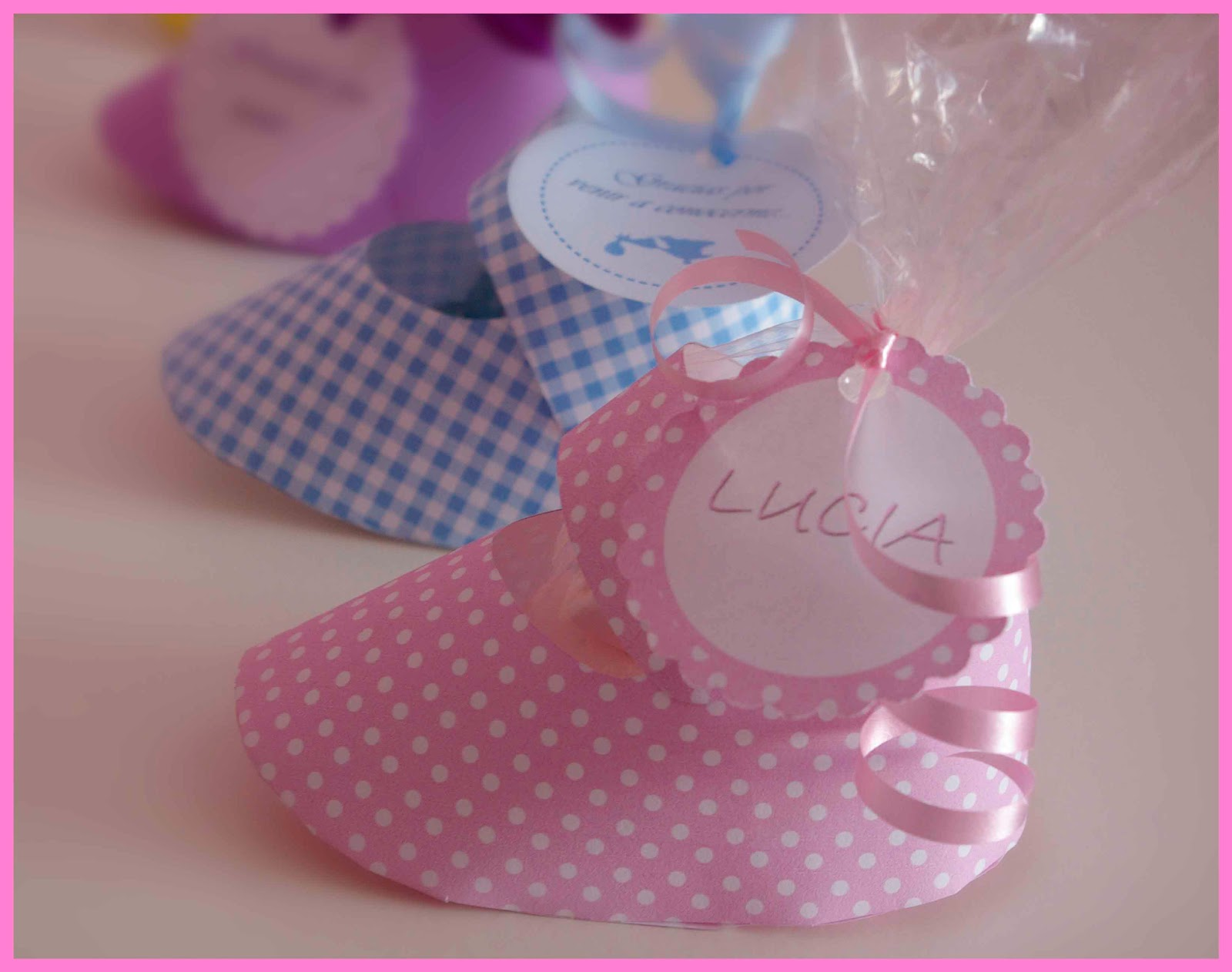 ... Idea para souvenir/decoración de Nacimientos, Baby Shower o Bautizos