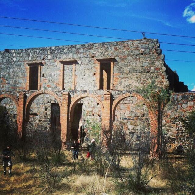 Viaja hacienda en Andocutin, Guanajuato