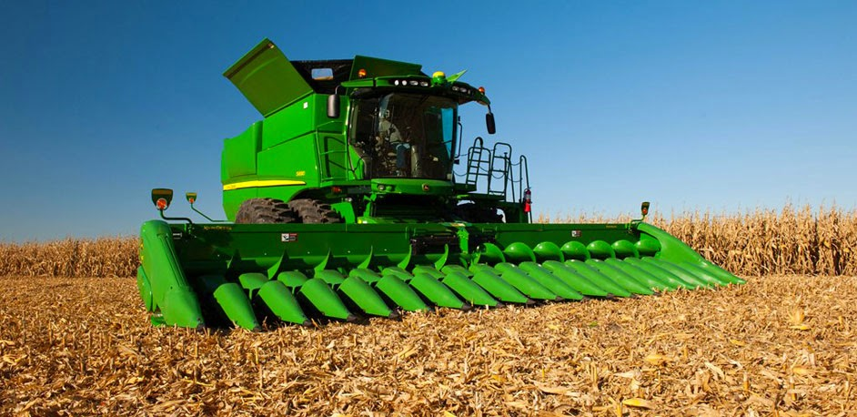 Agricultural Machinery And Equipment : Market expansion entry m a deal origination eastern