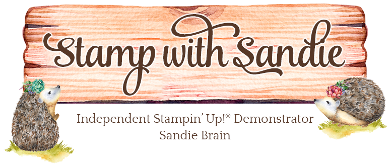 Stamp With Sandie