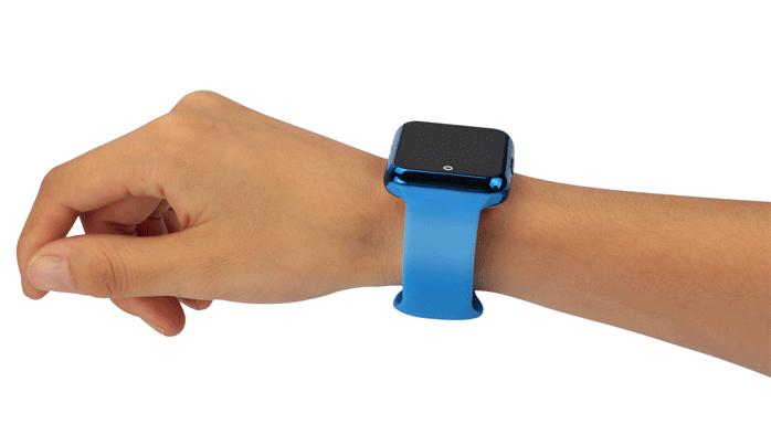 A Minha Casa Digital: Pré-venda: Smartwatch NO.1 D3