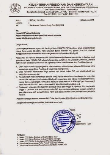 download form angket Penilaian Kinerja Guru PKG 2014. buku panduan dan pedoman di padamu negeri. pkg guru bk, guru smp, sd,