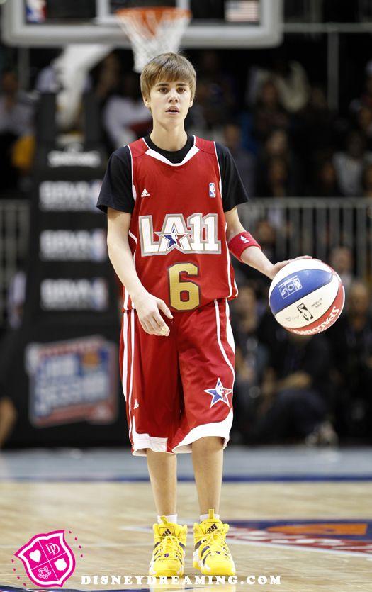 Justin bieber celebrity basketball game highlights
