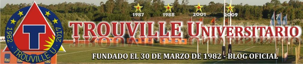 TROUVILLE UNIVERSITARIO    MONTEVIDEO - URUGUAY