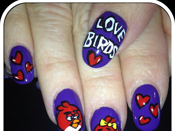 Day 68 - Love Birds (Angry Birds)
