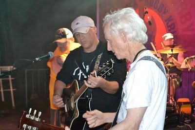 Robby Krieger, Mark Eddie, St. Jude's Fundraiser