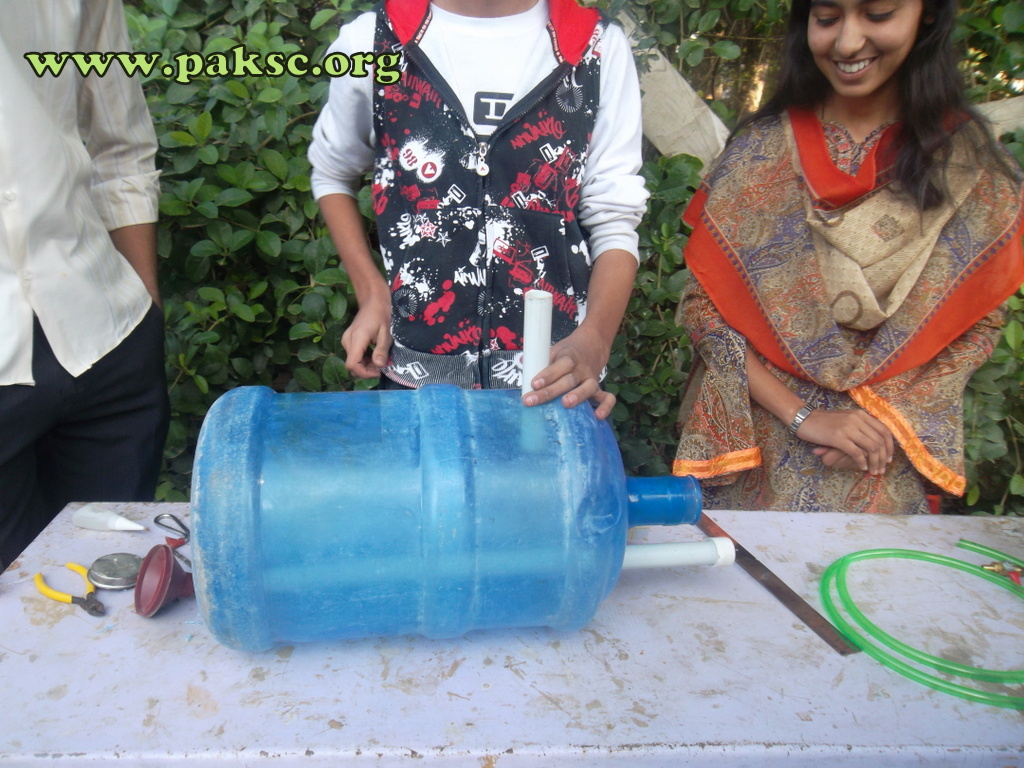 Mini Biogas Digester Project Photo Gallery Plant Anaerobic Small Diagram In Hindi Construction