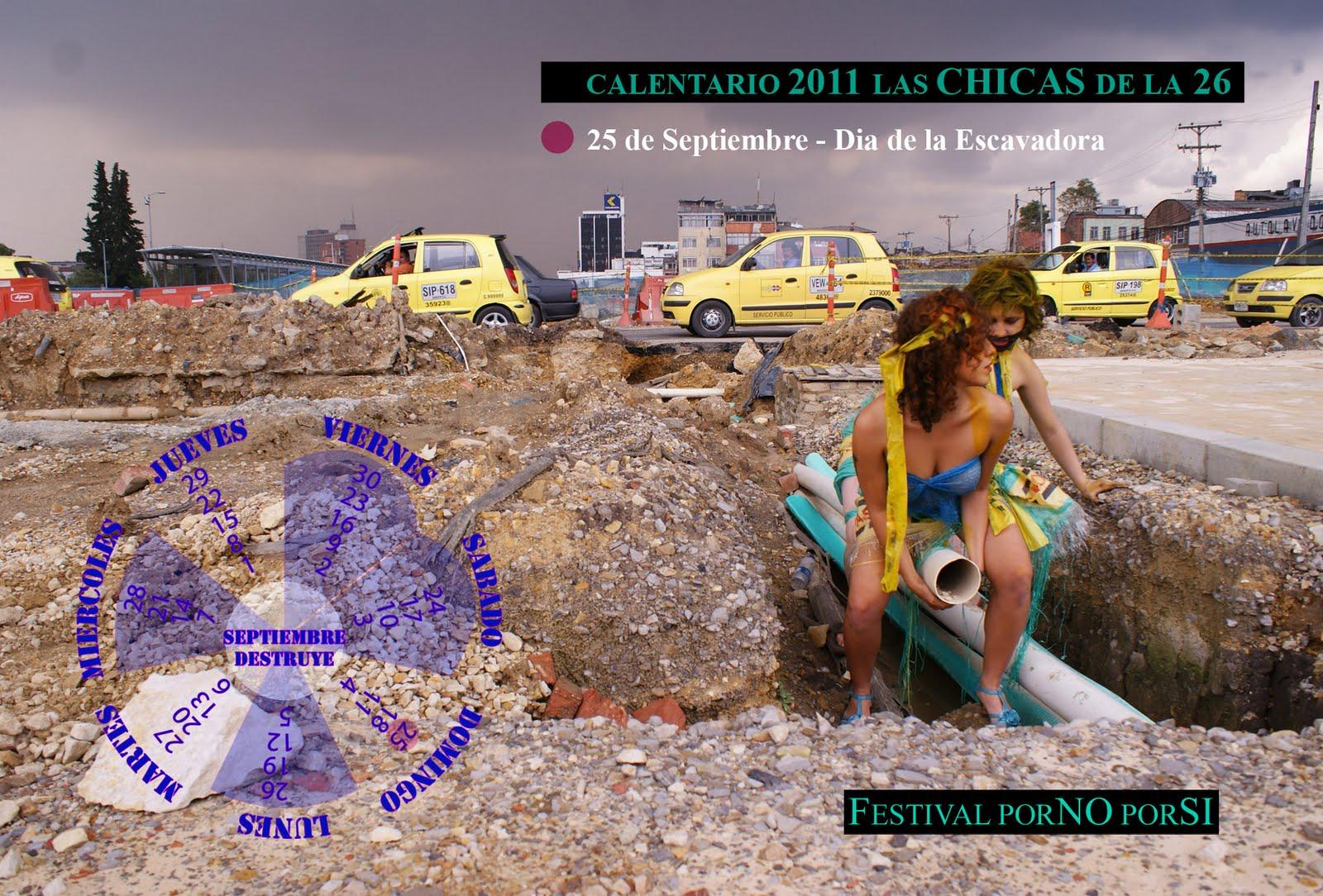 Septiembre Destruye - Con Maria Alejandra y Diana Cruz
