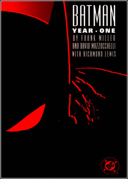 Modelo Capa Download   Batman Year One   DVDRip AVi (2011)