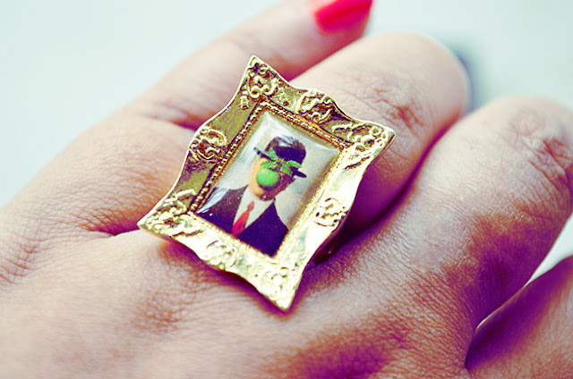 The Son of Man ring