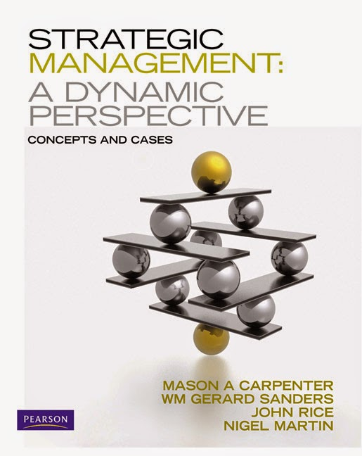 strategic management kindle The institute way: simplify strategic planning and management to purchase the kindle this is a superb contribution to the field of strategic management.