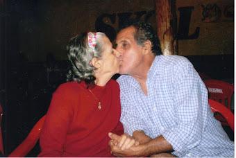 Ídolos de uma vida toda-Carlos Rubens de Figueiredo e Noêmia Doramy de Figueiredo
