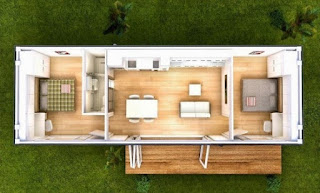 บ้านตู้คอนเทนเนอร์