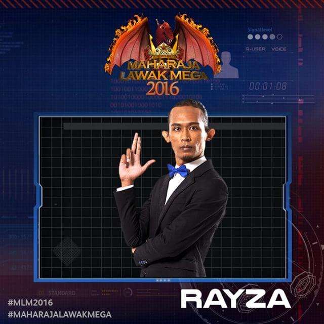 Rayza MLM 2016