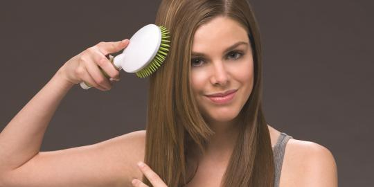 Menjaga Rambut Lurus