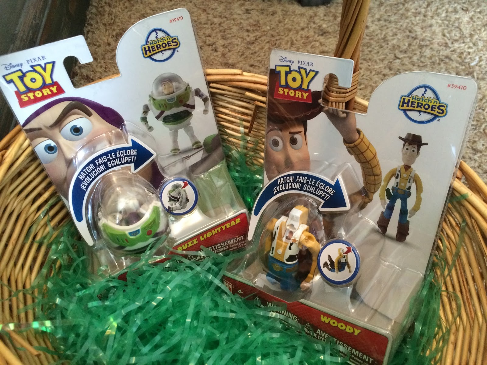 toy story hatch n heroes