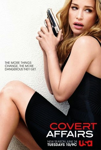 Download - Covert Affairs S05E02 - HDTV + RMVB Legendado