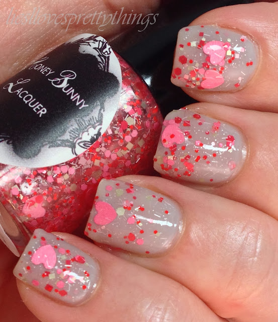 Honey Bunny Lacquer Love Song