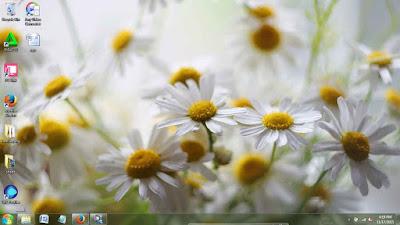 Beautiful Blossoms theme