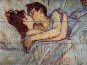 Regle des tiers - Toulouse Lautrec