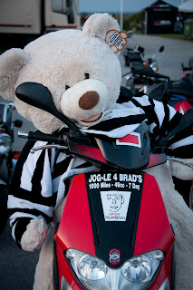 Jogle 4 brads charity ride