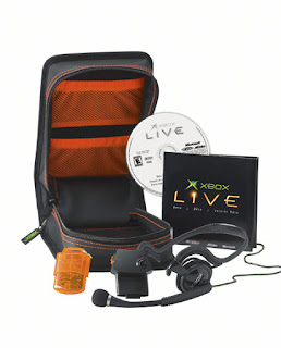 Xbox Live Beta Tester Kit Limited Edition Orange Xbox Memory Unit