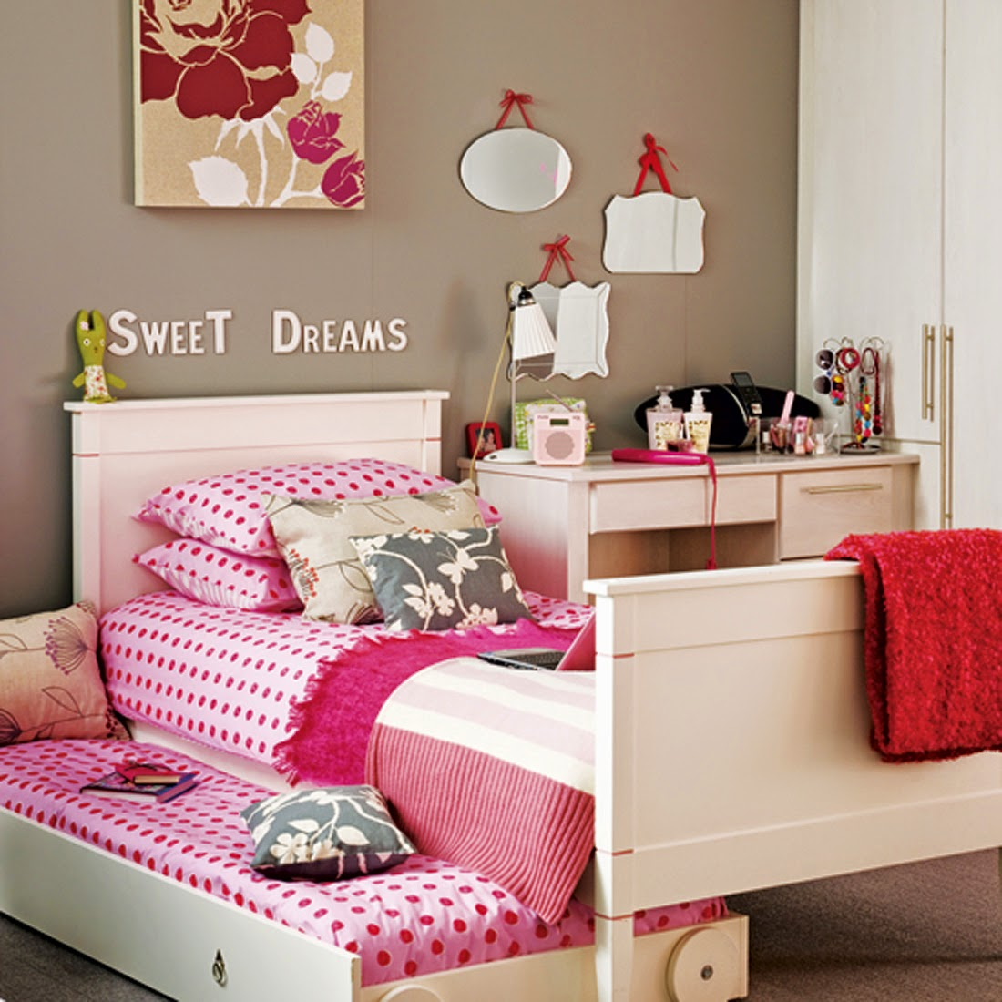 Modern bedroom furniture for girls - Modern Bedroom Furniture For Girls