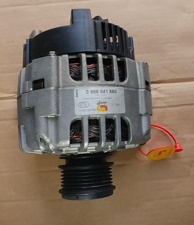 Generador libre para moverse original ina espacio para moverse alternador VAG AUDI SEAT SKODA VW