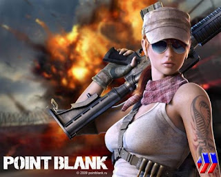 Point Blank - Daftar Game Online Terbaru