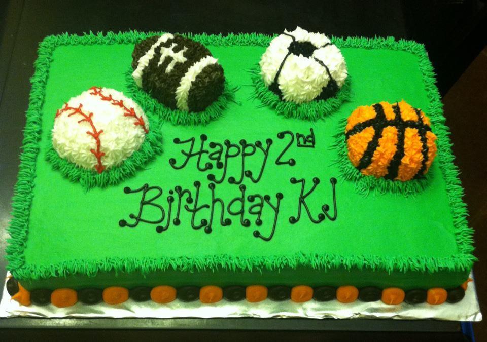 Mississippi State Football Cake