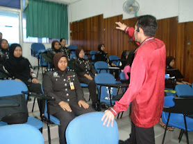 KURSUS MOTIVASI HYPNO (PENJARA WANITA KAJANG) 21-22 JULAI 2011