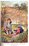 "Illustration from ""The Secret Garden"""