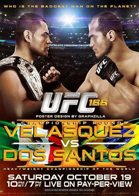 Download - UFC 166: Velasquez vs. dos Santos (III) - HDTV AVI + RMVB