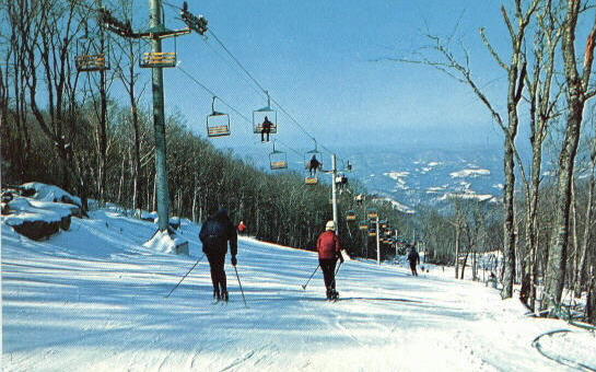Nc mountain news retro 80s events this weekend at beech for Boone ski cabin rentals